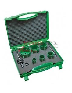 Ποτηροτρύπανα για ηλεκτρολόγους διμεταλλικά για ξύλο pvc μέταλλο αλουμίνιο hitachi 752175