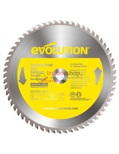 Δίσκος κοπής 355mm Ανοξείδωτου Stainless Blade Evolution