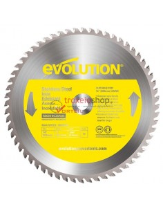 Evolution 355mm Stainless Blade