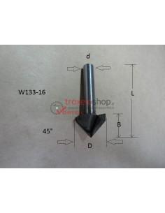 Ρούτερ μαχαίρι W133