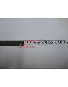 Πριονοκορδέλα 13mm 0.65 mm M 42 VORTEIL 10/14