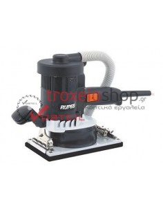 Orbital sander RUPES SSCA with integral dust extraction