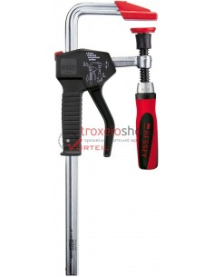 One-handed clamp EHZ with 2-component handle BESSEY