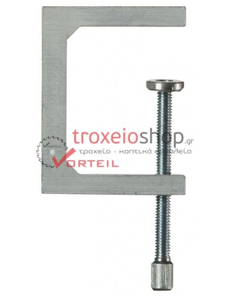 Aluminium mini clamp AM