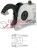 BAS-C compact clamp, fixing hole open