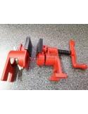 Pipe clamping set BPC-H34 BESSEY