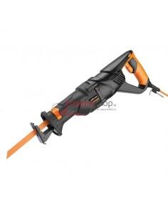 RAGE8: Multipurpose Reciprocating Saw with 4 Multipurpose Bi-Metal Blades