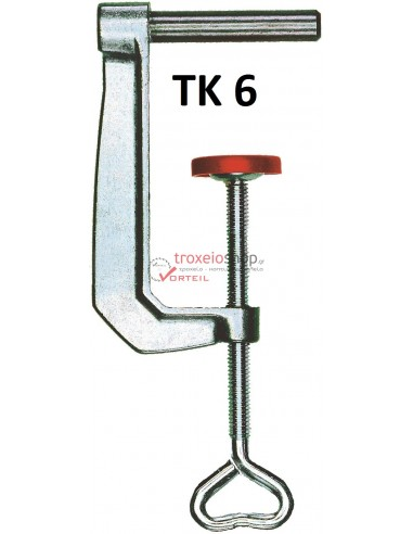 Table clamp TK Accessories for KR, WS or S10 BESSEY