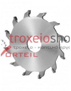 Saw Blades To Obtain Grooves