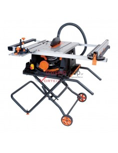 RAGE5 255mm TCT Multipurpose Table Saw