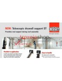 Telescopic drywall support ST BESSEY