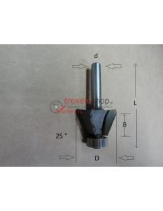 Ρούτερ μαχαίρι W41-15