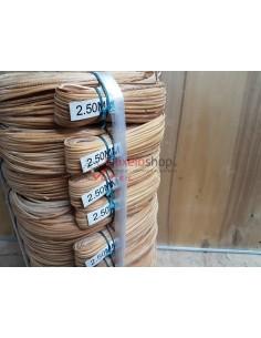Καλάμι πλακέ για πλέξη ψάθας- βιεννέζικη καρέκλα