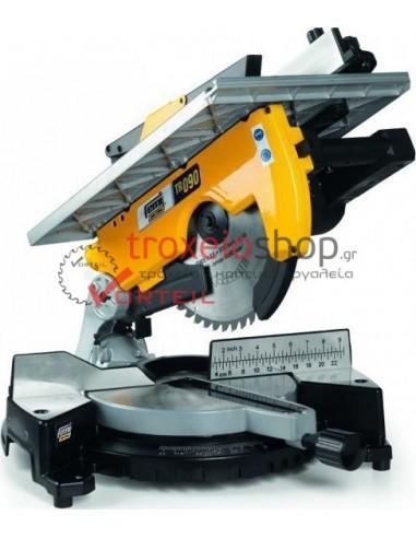 Φαλτσοπρίονο ξύλου TR 090 FEMI 2000W 305mm 2 εργασιών