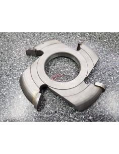 1/4 radius cutterhead grooving