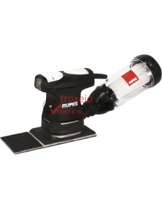 LC 11AC Mini orbital sander with integral dust extraction