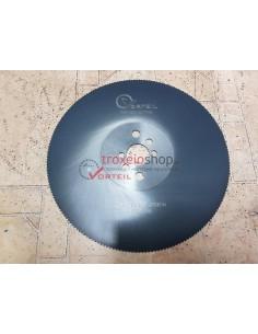 Δίσκος κοπής ανοξείδωτου INOX κοβαλτίου DM05 Co VORTEIL