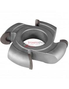 1/2 radius cutterhead grooving