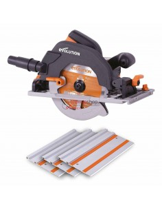 CIRCULAR SAW 185mm Multimaterial R185CCSX Combo Pack