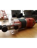 Ρούτερ χούφτας PR6 με τσοκ 6mm και 6,35mm