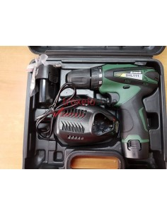 CORDLESS DRILL SCREWDRIVER BHL111K STAYER