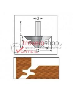 DIMAR 45 Lock Mitre Joint Bit