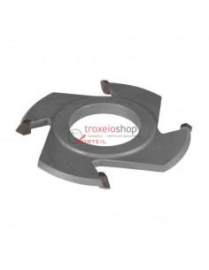 Grooving cutter V
