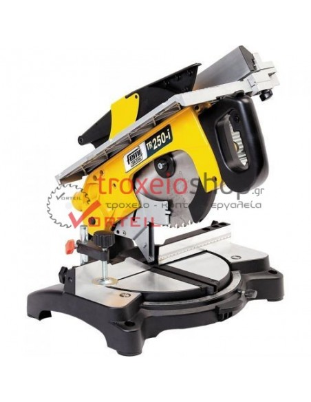 Mitresaw with upper tableTR250-i FEMI
