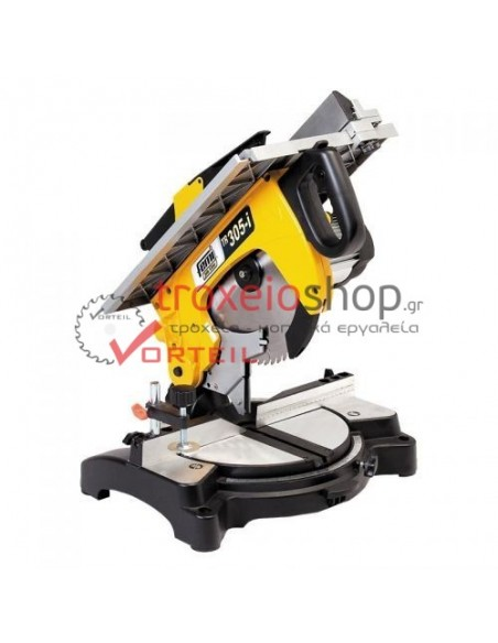 Mitresaw with upper table FEMI TR 305-I