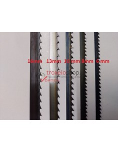 CARBON STEEL BAND SAW BLADE 16mm FOR WOOD (JAPAN)