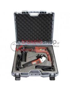 SET Σκαπτικό Πιστολέτο HD27C και Γωνιακός Τροχός SAB800BR με δώρο τρυπάνια STAYER 40PROMO12096