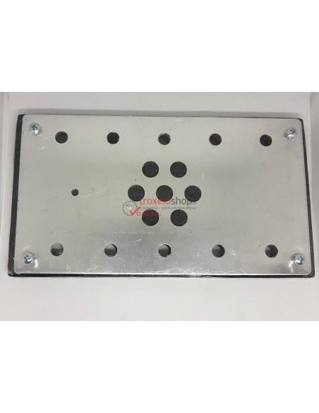 ELASTIC PLATE FOR PULSE SANDER FELISATTI TP517/AS BERGIN OS350 /AS WITH VELCRO