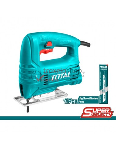 TOTAL JIG SAW 400W (TS2045565)