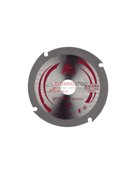 Special Disc for angle grider HSS STAYER 2.196 for wood