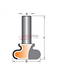Μαχαίρι ρούτερ χειρολαβή συρταριού Vorteil
