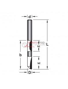 Router bit F18