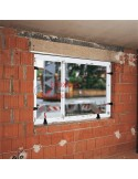 Window installation clamp FRK