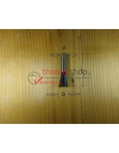 Ρούτερ μαχαίρι F05 χελιδονοουρά